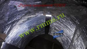 проволока оцинкованная термообработанная 1 мм