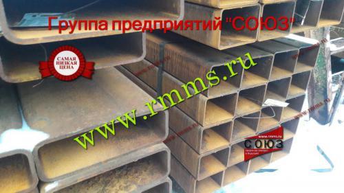 трубы прямоугольные Екатеринбург цена