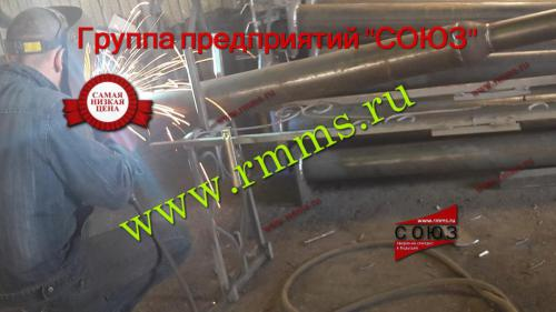 опора трубчатая силовая производство